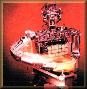 o robô mais inteligente do mundo.