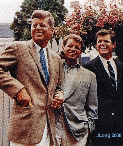 o misterio dos Kennedy