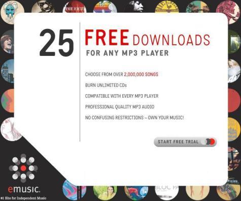 top 10 sites de músicas