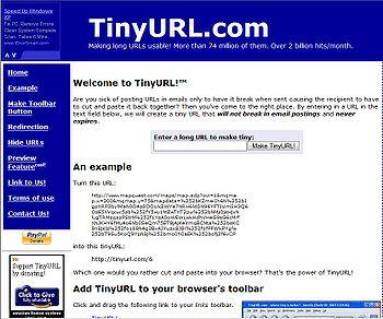 redirecionamento de sites
