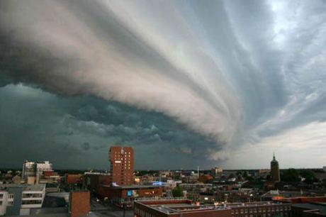 nuvens imaginárias