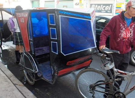 transporte alternativo