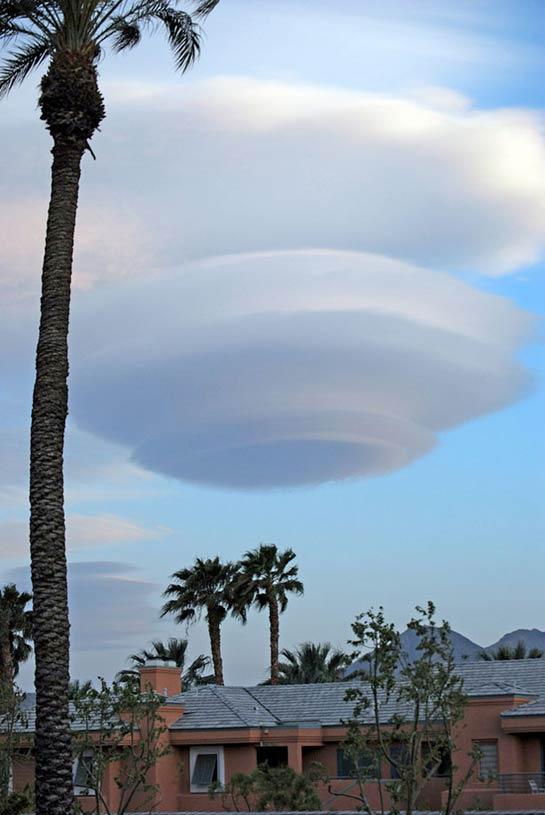 fotos de nuvens