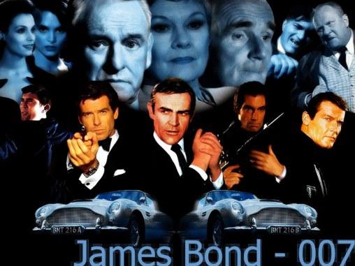 007 - Os filmes