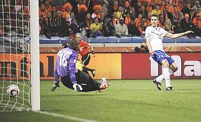 Holanda vs Brasil