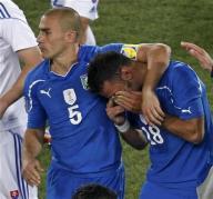 Italia perde