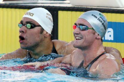 relidade da natação