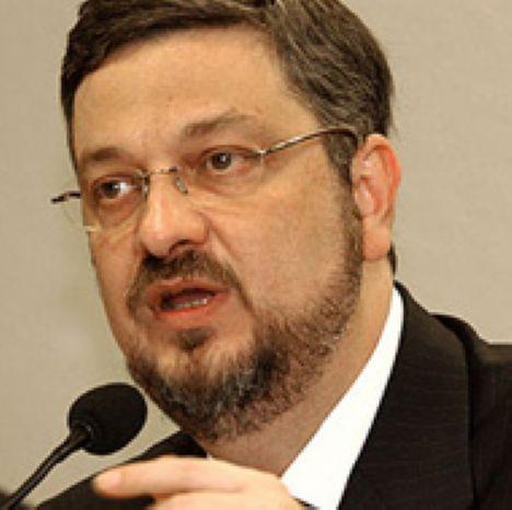 Ex- Ministro Antonio Palocci