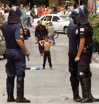 polícia x polícia