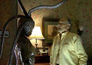 filme de extraterrestre