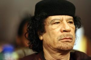 líder líbio