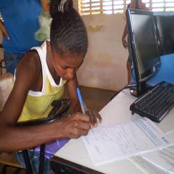 ajuda comunidades quilombolas
