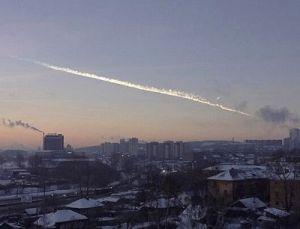 Meteorito  na Rússia