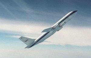 Avião no Espaço