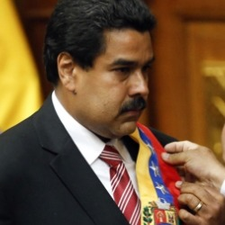 Presidente da Venezuela