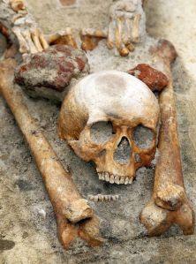 cemitério arqueológico