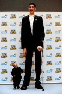 Homem mais alto