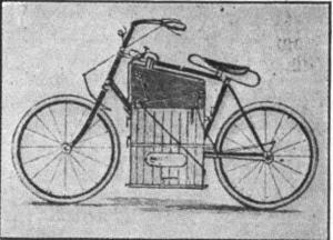 Moto a Vapor