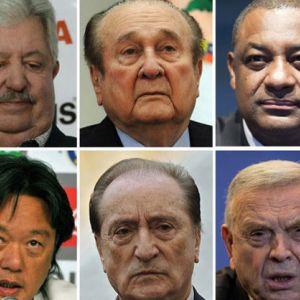 escândalo na FIFA