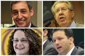 Candidatos de Porto Alegre